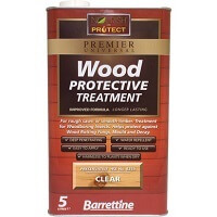 Barrettine Premier Wood Protective Treatment & Decking Preserver