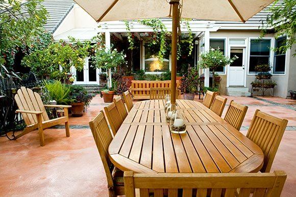 New Garden Furniture Maintenance